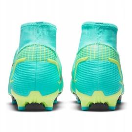 Buty piłkarskie Nike Superfly 8 Academy Mg M CV0843-403 wielokolorowe niebieskie 2