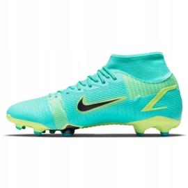 Buty piłkarskie Nike Superfly 8 Academy Mg M CV0843-403 wielokolorowe niebieskie 5