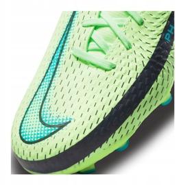 Buty piłkarskie Nike Phantom Gt Academy Df Mg Jr CW6694-303 wielokolorowe zielone 1