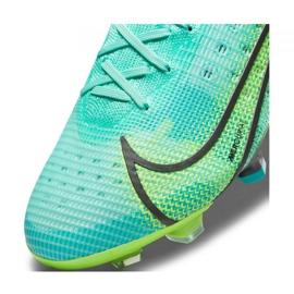 Buty piłkarskie Nike Mercurial Superfly 8 Elite Fg M CV0958 403 wielokolorowe niebieskie 2