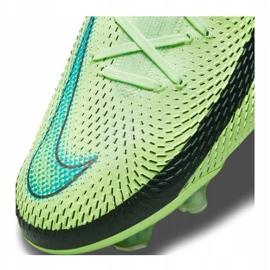 Buty piłkarskie Nike Phantom Gt Elite Dynamic Fit Fg M CW6589 303 wielokolorowe zielone 2
