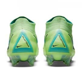 Buty piłkarskie Nike Phantom Gt Elite Dynamic Fit Fg M CW6589 303 wielokolorowe zielone 3