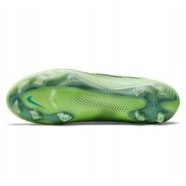 Buty piłkarskie Nike Phantom Gt Elite Dynamic Fit Fg M CW6589 303 wielokolorowe zielone 5