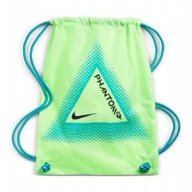 Buty piłkarskie Nike Phantom Gt Elite Fg M CK8439 303 wielokolorowe zielone 1
