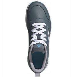 Buty adidas Tensaur K Jr FV9450 wielokolorowe 1