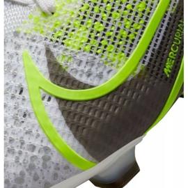 Buty piłkarskie Nike Mercurial Superfly 8 Elite Fg M CV0958 107 wielokolorowe białe 2