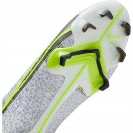 Buty piłkarskie Nike Mercurial Superfly 8 Elite Fg M CV0958 107 wielokolorowe białe 3