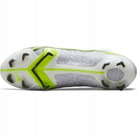 Buty piłkarskie Nike Mercurial Superfly 8 Elite Fg M CV0958 107 wielokolorowe białe 4