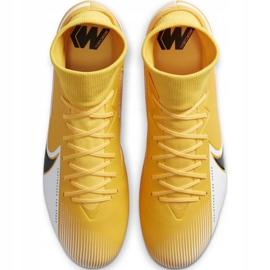 Buty piłkarskie Nike Mercurial Superfly 7 Academy Sg Pro Ac M BQ9141 801 wielokolorowe żółte 1
