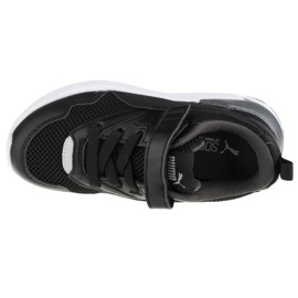Buty Puma X-Ray Lite Jr 374395 01 białe czarne 2