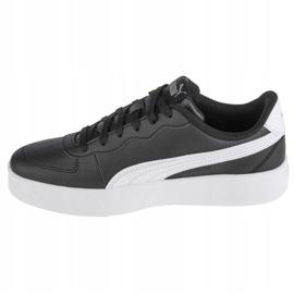 Buty Puma Skye Clean W 380147 01 białe czarne 1
