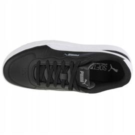 Buty Puma Skye Clean W 380147 01 białe czarne 2