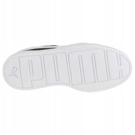 Buty Puma Skye Clean W 380147 01 białe czarne 3