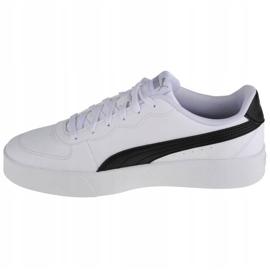 Buty Puma Skye Clean W 380147 04 białe czarne 1