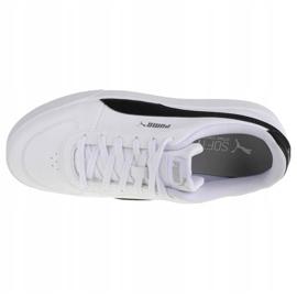 Buty Puma Skye Clean W 380147 04 białe czarne 2