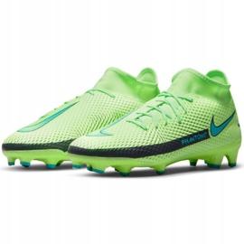 Buty piłkarskie Nike Phantom Gt Academy Dynamic Fit Mg M CW6667 303 zielone zielone 1