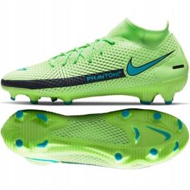 Buty piłkarskie Nike Phantom Gt Academy Dynamic Fit Mg M CW6667 303 zielone zielone 2