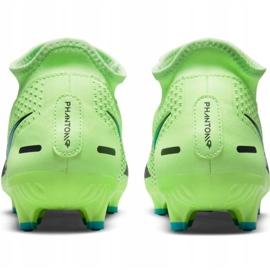 Buty piłkarskie Nike Phantom Gt Academy Dynamic Fit Mg M CW6667 303 zielone zielone 3