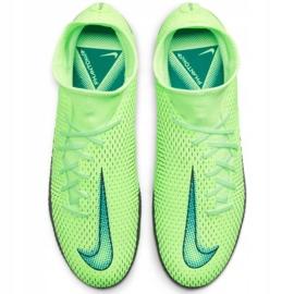 Buty piłkarskie Nike Phantom Gt Academy Dynamic Fit Mg M CW6667 303 zielone zielone 4