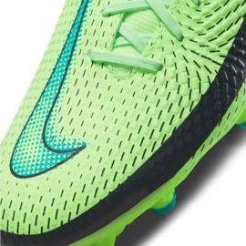 Buty piłkarskie Nike Phantom Gt Academy Dynamic Fit Mg M CW6667 303 zielone zielone 5