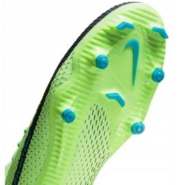 Buty piłkarskie Nike Phantom Gt Academy Dynamic Fit Mg M CW6667 303 zielone zielone 6