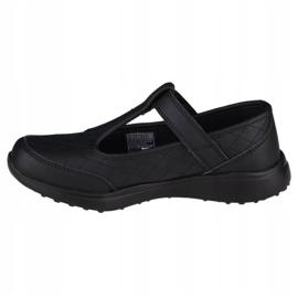 Buty Skechers Microstrides-School Trendz Jr 85716L-BBK czarne niebieskie 1