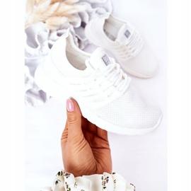 Dziecięce Sportowe Buty Sneakersy Big Star HH374215 Białe 3