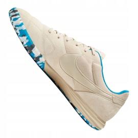 Buty halowe Nike The Premier Ii Sala M AV3153-114 beżowy 3