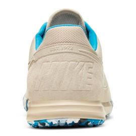 Buty halowe Nike The Premier Ii Sala M AV3153-114 beżowy 4