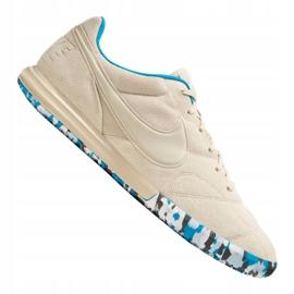 Buty halowe Nike The Premier Ii Sala M AV3153-114 beżowy 5