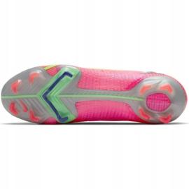 Buty piłkarskie Nike Mercurial Vapor 14 Elite Fg M CQ7635 600 czerwone 3