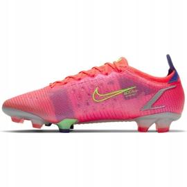 Buty piłkarskie Nike Mercurial Vapor 14 Elite Fg M CQ7635 600 czerwone 5