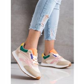 SHELOVET Kolorowe Buty Sportowe wielokolorowe 2
