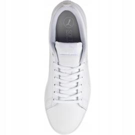Buty Puma Smash Wns v2 L W 365208 04 białe 1