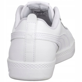 Buty Puma Smash Wns v2 L W 365208 04 białe 3