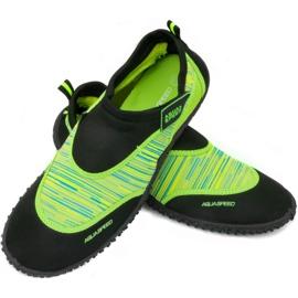 Obuwie Plażowe Aqua-Speed 2B zielone ['czarny', 'zielony'] 1