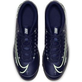 Buty piłkarskie Nike Mercurial Vapor 13 Club Mds Tf M CJ1305-401 granatowe 1