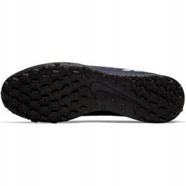 Buty piłkarskie Nike Mercurial Vapor 13 Club Mds Tf M CJ1305-401 granatowe 5