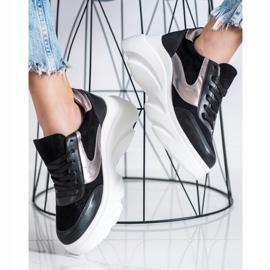Seastar Sneakersy Fashion czarne 2