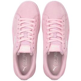 Buty Puma Vikky v2 W 369725 27 różowe 1