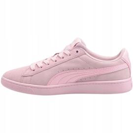 Buty Puma Vikky v2 W 369725 27 różowe 2
