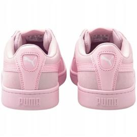 Buty Puma Vikky v2 W 369725 27 różowe 3