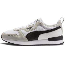 Buty Puma R78 Puma M 373117 02 białe czarne szare 1