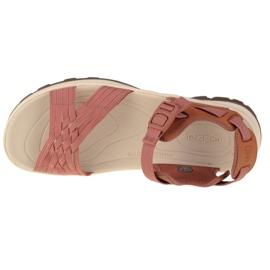 Sandały Keen Wms Terradora Ii Open Toe W 1024879 różowe 2