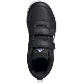 Buty adidas Tensaur C Jr S24042 czarne 1