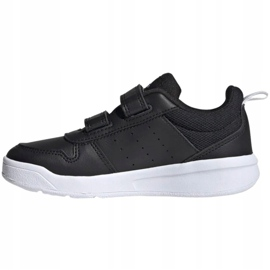 Buty adidas Tensaur C Jr S24042 czarne 2