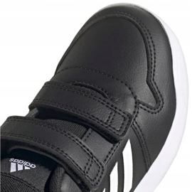 Buty adidas Tensaur C Jr S24042 czarne 3