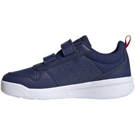 Buty adidas Tensaur C Jr S24050 granatowe 2