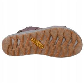 Sandały Keen Elle Backstrap W 1024711 fioletowe 3