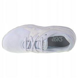 Buty Asics Gel-Kayano Tr Evo Ps Jr C7A1N-0101 białe 2